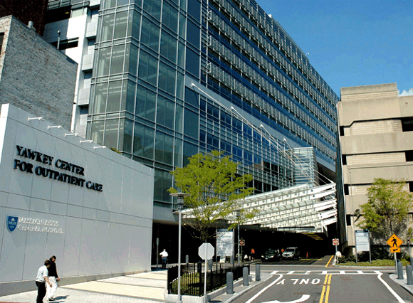 Yawkey Center for Outpatient Care, healthcare without harm, green initiatives healthcare, reinventing the healthcare system,