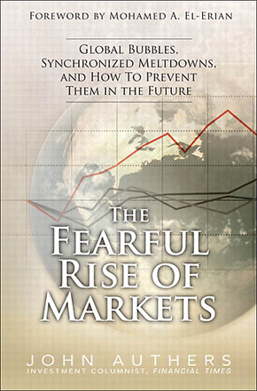 the fearful rise of markets, book review, john authers, books about fluctuation markets