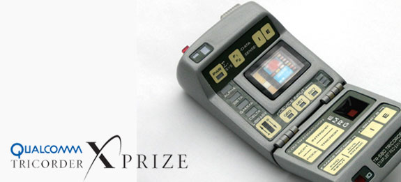 Star Trek, medical tricorder, X PRIZE, Qualcomm Tricorder X PRIZE, healthcare, diagnosis, strategic design, design inspiration, Dr. Diamindis