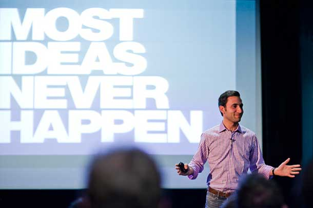Making Ideas Happen, Scott Belsky, Ji Lee, Ideas,