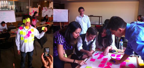 Bogotá Innova®, training for innovative thinking, innovation management, designing the economic, creative economies,