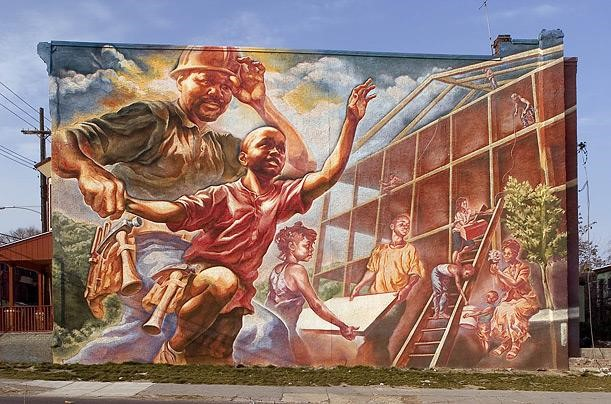 Philadelphia Mural Arts Program