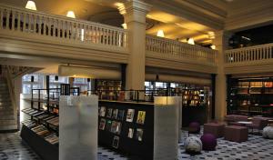 SALT Library, Beyoğlu / Istanbul