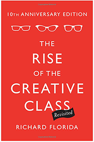 Rise of Creative Class book cover3