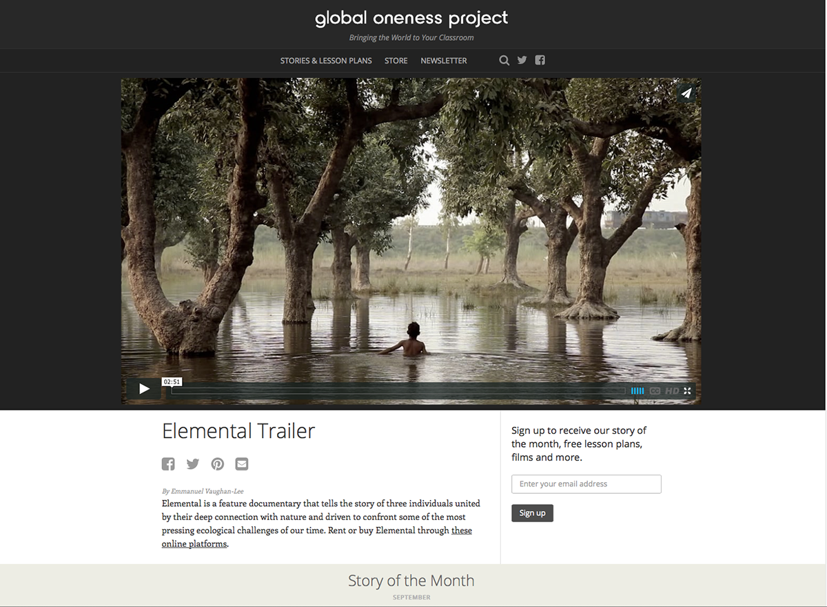 Global Oneness