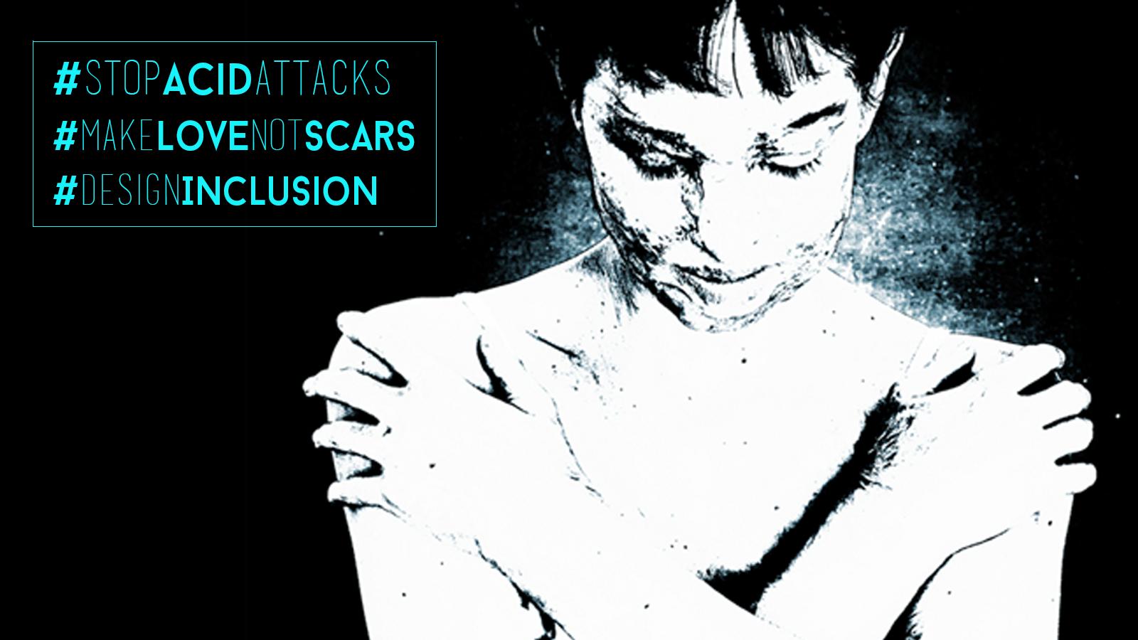 Acid Attack victim Natalia Ponce de León www.fundacionnataliaponcedeleon.org
